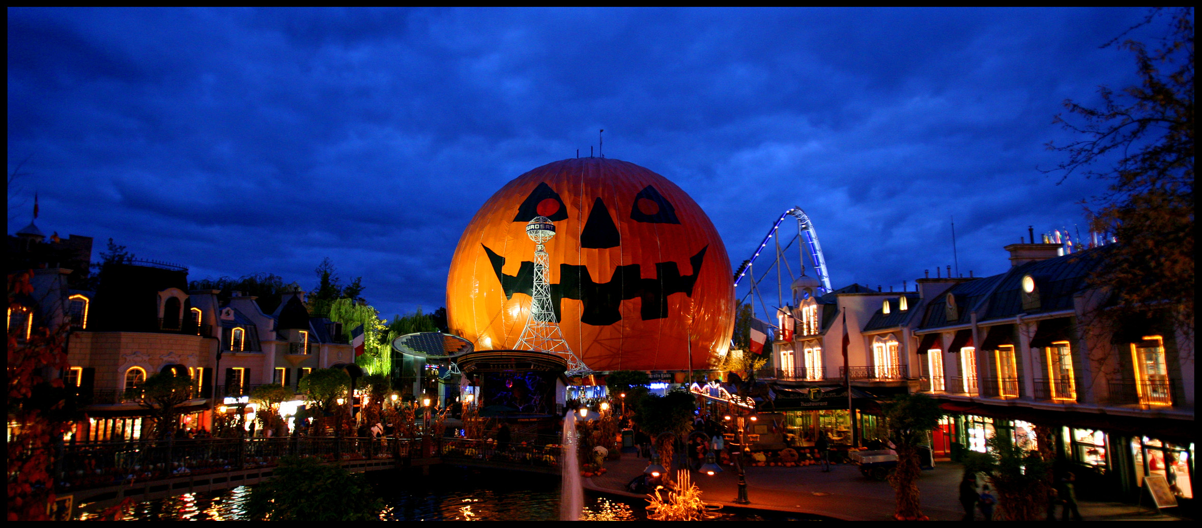 europa park germany s biggest sea of pumpkins press europa park unternehmensportal. Black Bedroom Furniture Sets. Home Design Ideas